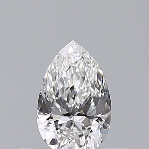 0.31 Carat Pear Loose Diamond, E, VS2, Ideal, GIA Certified