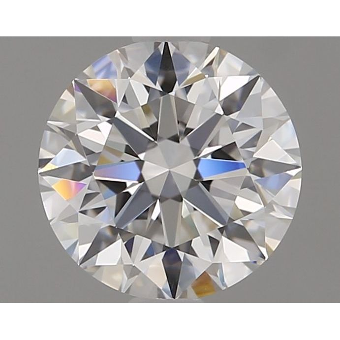 1.10 Carat Round Loose Diamond, E, VVS1, Super Ideal, GIA Certified