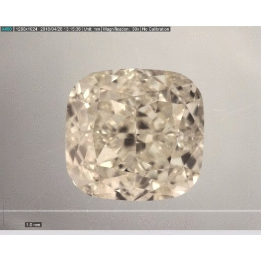 1.00 Carat Cushion Loose Diamond, , SI2, Excellent, GIA Certified