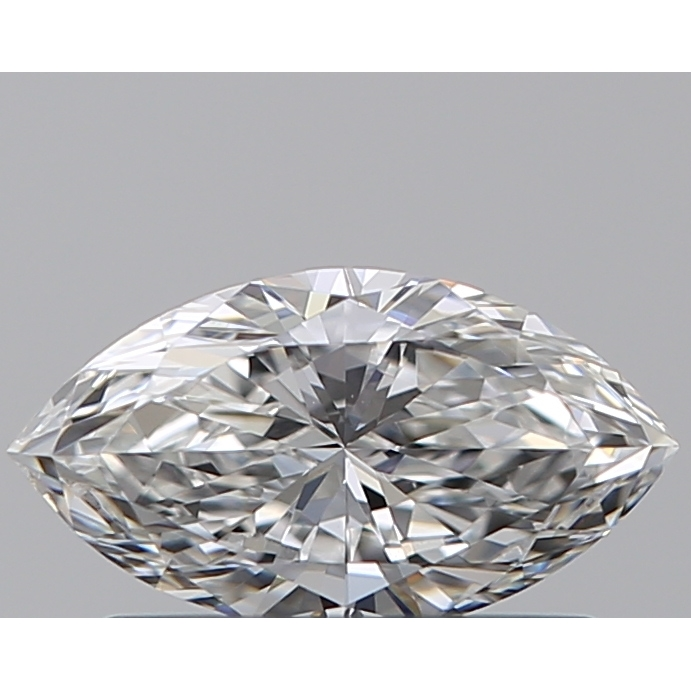 0.40 Carat Marquise Loose Diamond, E, VVS2, Super Ideal, GIA Certified