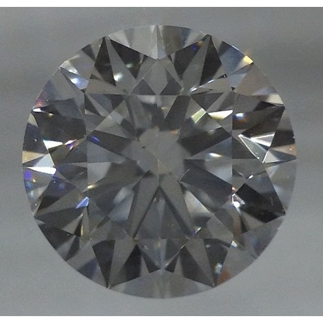 0.71 Carat Round Loose Diamond, D, VS2, Super Ideal, GIA Certified