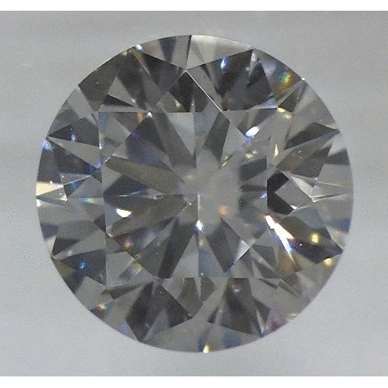 0.70 Carat Round Loose Diamond, E, VS1, Super Ideal, GIA Certified
