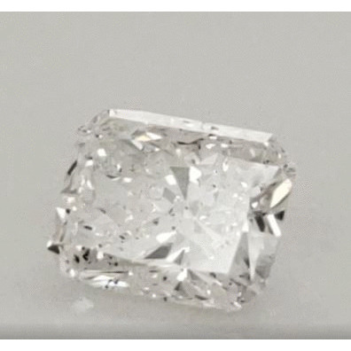 2.02 Carat Radiant Loose Diamond, F, SI1, Ideal, GIA Certified