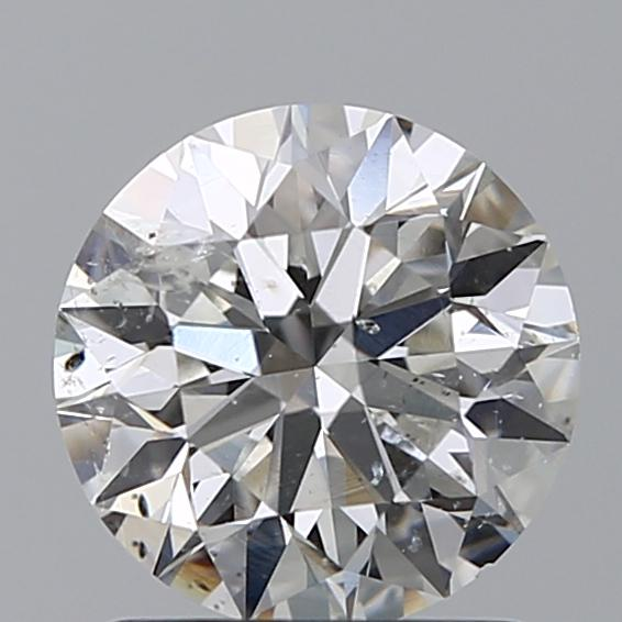 1.20 Carat Round Loose Diamond, G, SI2, Ideal, GIA Certified