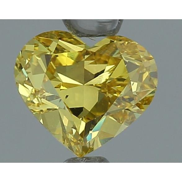 0.71 Carat Heart Loose Diamond, , VS2, Excellent, GIA Certified