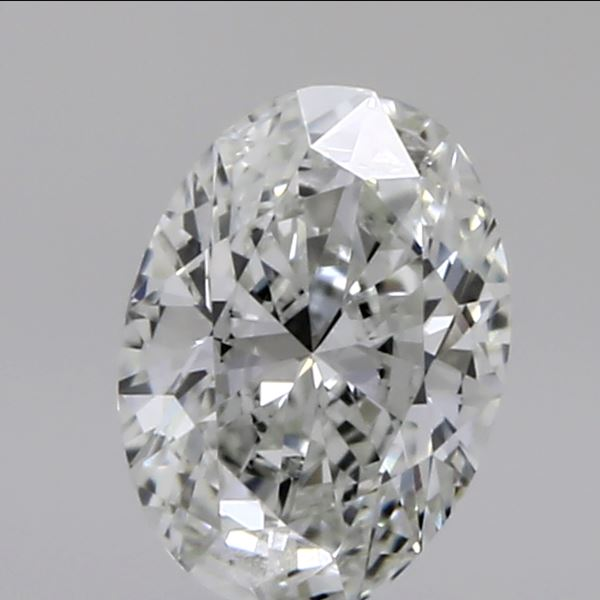 0.30 Carat Oval Loose Diamond, H, VVS1, Super Ideal, GIA Certified