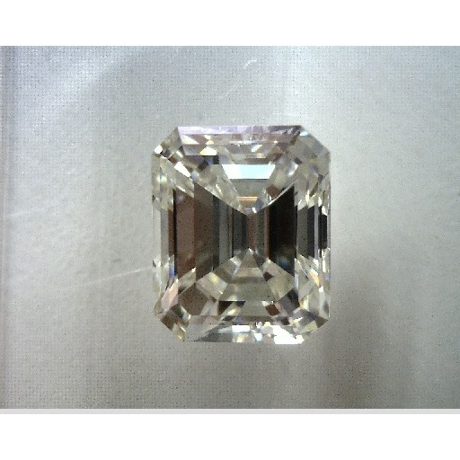 1.20 Carat Emerald Loose Diamond, J, VS1, Excellent, HRD Certified
