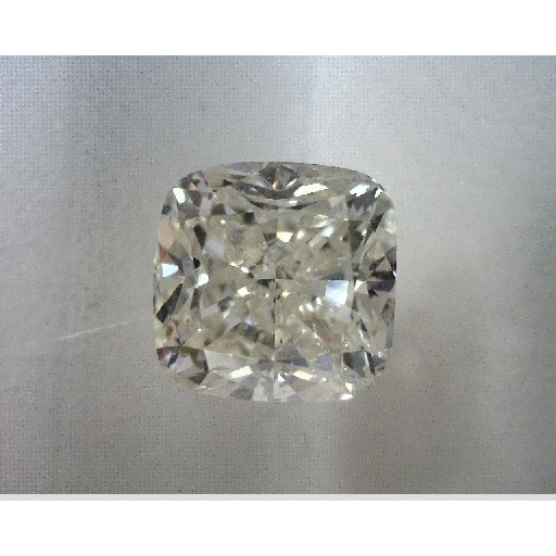 1.02 Carat Cushion Loose Diamond, K, SI2, Excellent, HRD Certified