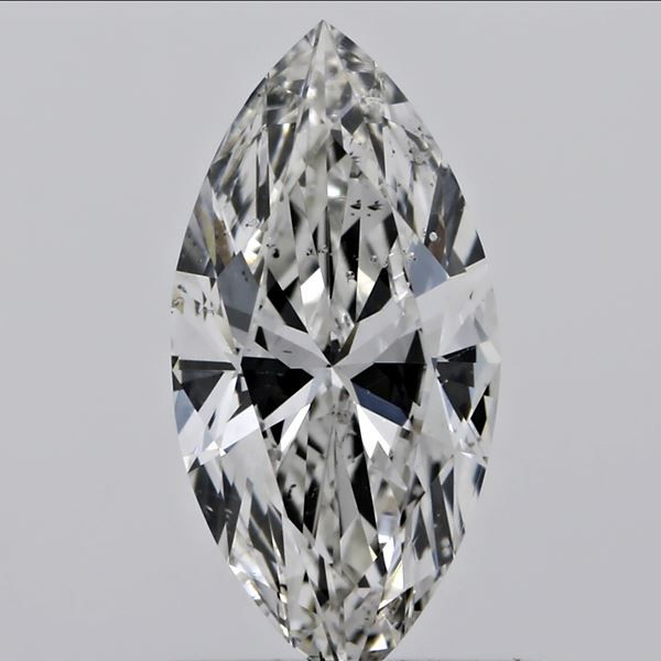 0.42 Carat Marquise Loose Diamond, G, SI2, Ideal, GIA Certified