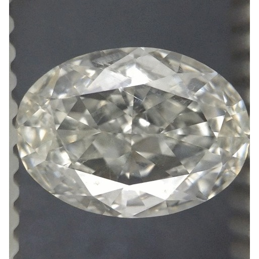 1.01 Carat Oval Loose Diamond, I, SI2, Excellent, GIA Certified