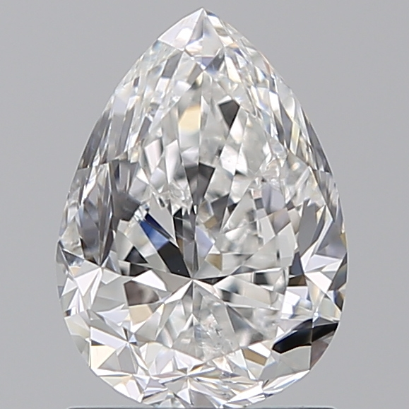 1.20 Carat Pear Loose Diamond, F, SI2, Excellent, GIA Certified