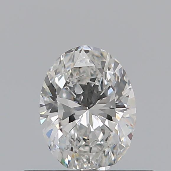 0.30 Carat Oval Loose Diamond, F, VS2, Ideal, GIA Certified | Thumbnail