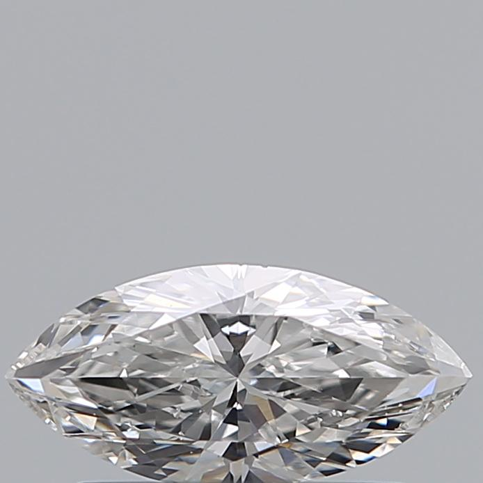 0.43 Carat Marquise Loose Diamond, E, VS2, Ideal, GIA Certified
