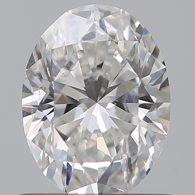 0.70 Carat Oval Loose Diamond, E, SI2, Ideal, GIA Certified