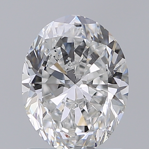 1.19 Carat Oval Loose Diamond, E, SI1, Ideal, GIA Certified | Thumbnail