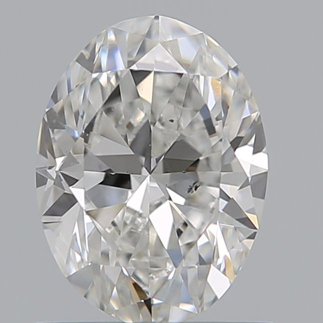 0.80 Carat Oval Loose Diamond, F, SI1, Excellent, GIA Certified