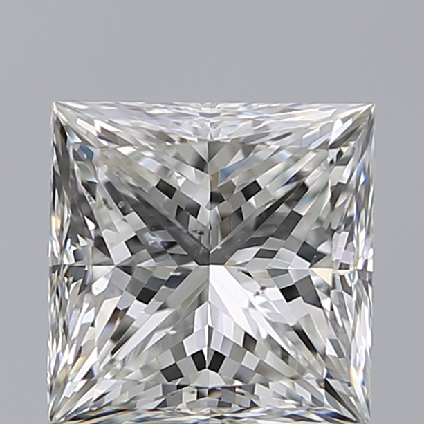 2.00 Carat Princess Loose Diamond, I, SI1, Ideal, GIA Certified