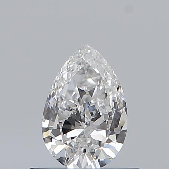 0.35 Carat Pear Loose Diamond, E, SI1, Excellent, GIA Certified