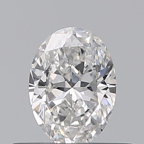 0.37 Carat Oval Loose Diamond, E, SI1, Ideal, GIA Certified | Thumbnail