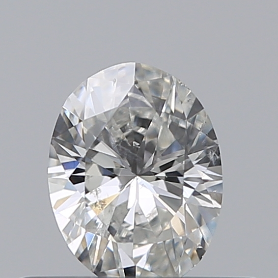 0.32 Carat Oval Loose Diamond, G, SI1, Excellent, GIA Certified