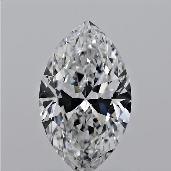 0.50 Carat Marquise Loose Diamond, E, VS1, Super Ideal, GIA Certified