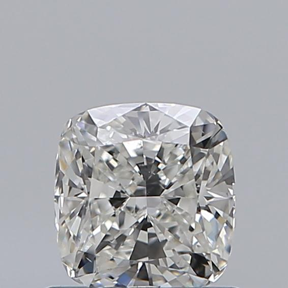 0.78 Carat Cushion Loose Diamond, G, VS2, Ideal, GIA Certified