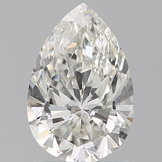 1.20 Carat Pear Loose Diamond, H, VS2, Super Ideal, GIA Certified | Thumbnail