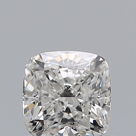 0.54 Carat Cushion Loose Diamond, G, VS2, Ideal, GIA Certified