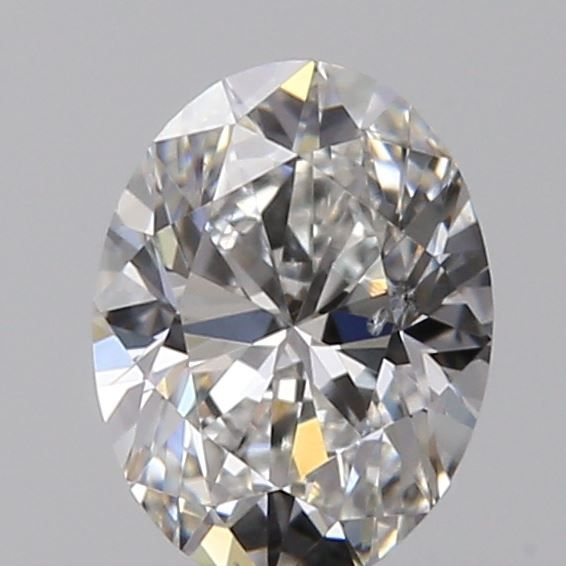 0.31 Carat Oval Loose Diamond, F, SI2, Excellent, GIA Certified