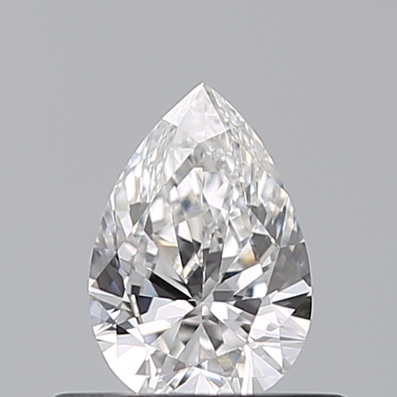 0.41 Carat Pear Loose Diamond, E, VS1, Ideal, GIA Certified