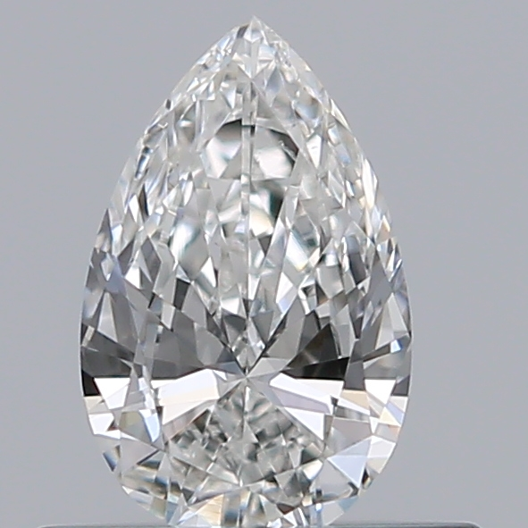 0.35 Carat Pear Loose Diamond, G, VS2, Excellent, GIA Certified