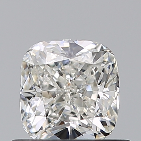 0.59 Carat Cushion Loose Diamond, H, VS1, Excellent, GIA Certified