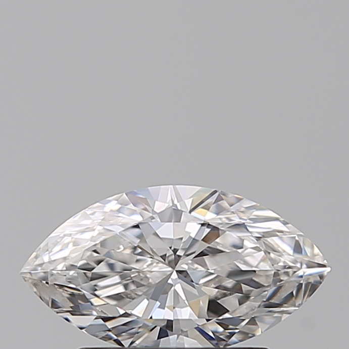 0.70 Carat Marquise Loose Diamond, E, VS2, Super Ideal, GIA Certified