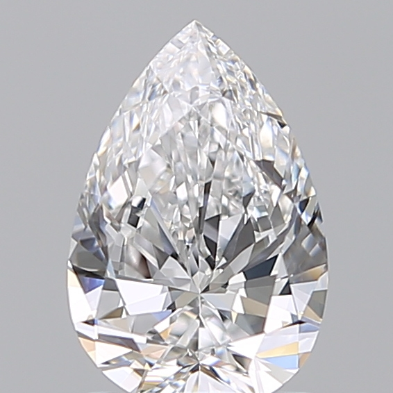 1.20 Carat Pear Loose Diamond, D, IF, Excellent, GIA Certified
