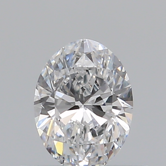 0.32 Carat Oval Loose Diamond, D, VS1, Ideal, GIA Certified | Thumbnail