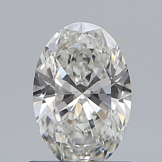 0.70 Carat Oval Loose Diamond, G, VS2, Super Ideal, GIA Certified | Thumbnail