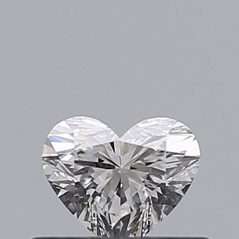 0.31 Carat Heart Loose Diamond, D, VS1, Ideal, GIA Certified