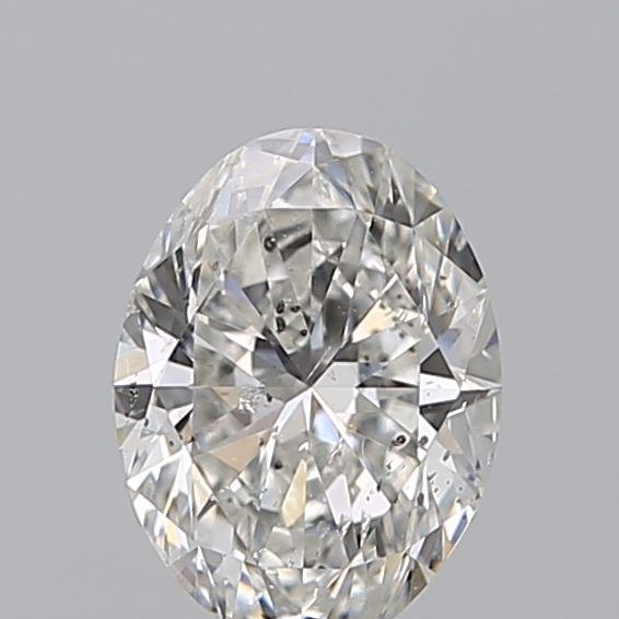 1.00 Carat Oval Loose Diamond, G, SI2, Super Ideal, GIA Certified | Thumbnail