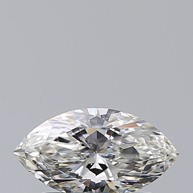 0.56 Carat Marquise Loose Diamond, G, VS1, Super Ideal, GIA Certified