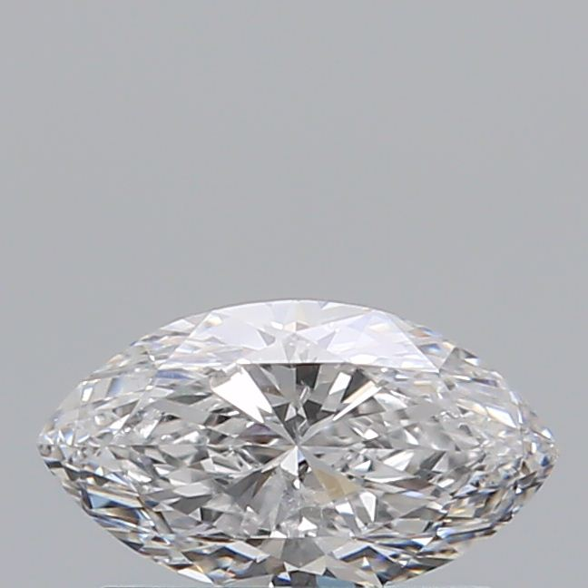 0.50 Carat Marquise Loose Diamond, E, SI1, Ideal, GIA Certified
