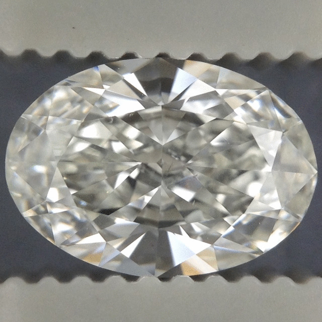 1.51 Carat Oval Loose Diamond, K, SI2, Ideal, GIA Certified