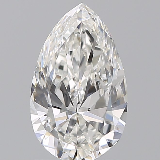 1.20 Carat Pear Loose Diamond, F, VS1, Ideal, GIA Certified
