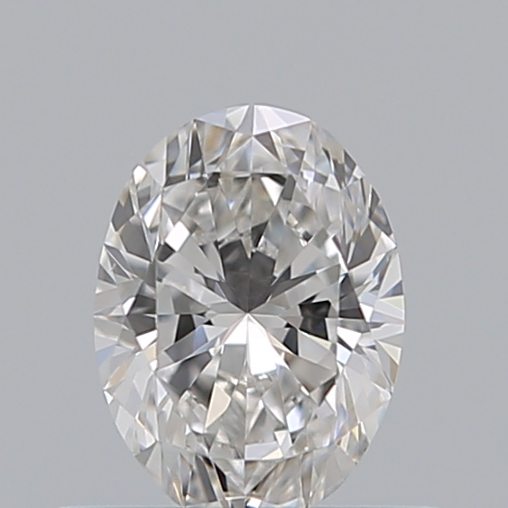 0.44 Carat Oval Loose Diamond, E, VS1, Super Ideal, GIA Certified