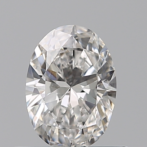 0.41 Carat Oval Loose Diamond, F, VS1, Super Ideal, GIA Certified