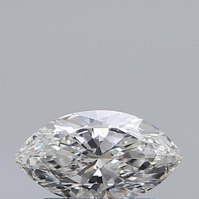 0.52 Carat Marquise Loose Diamond, E, VS1, Super Ideal, GIA Certified