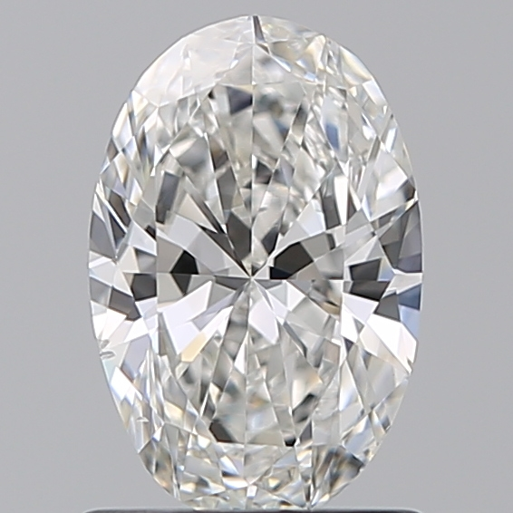 0.80 Carat Oval Loose Diamond, G, VS2, Super Ideal, GIA Certified | Thumbnail