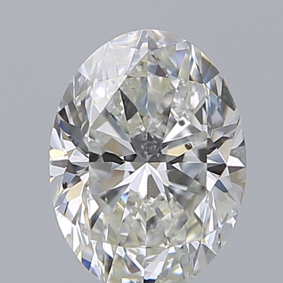 1.50 Carat Oval Loose Diamond, G, SI2, Excellent, GIA Certified