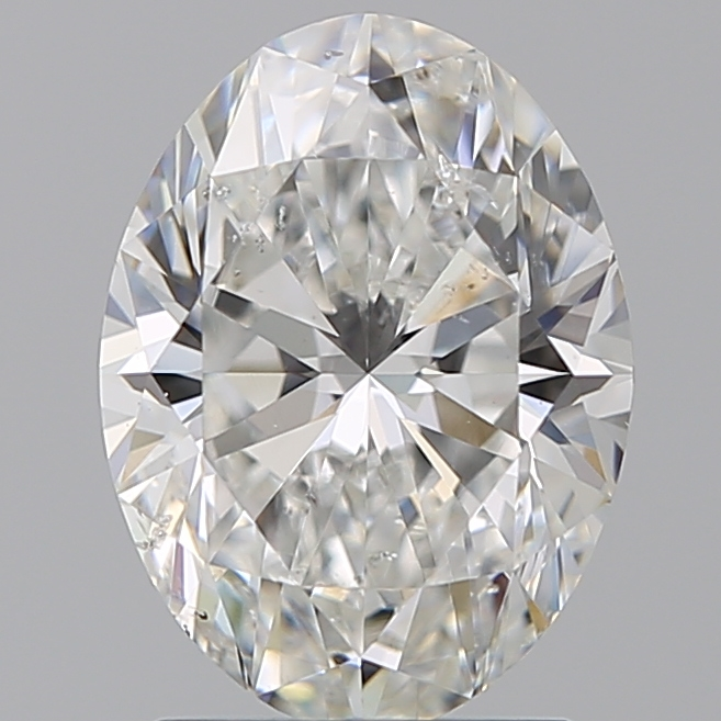 1.91 Carat Oval Loose Diamond, F, SI2, Super Ideal, GIA Certified | Thumbnail