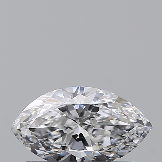 0.34 Carat Marquise Loose Diamond, D, VS2, Excellent, GIA Certified