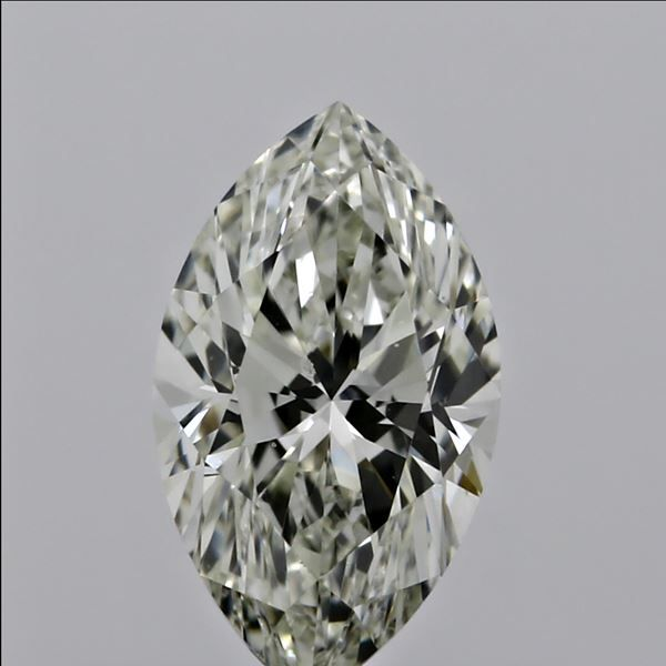 0.37 Carat Marquise Loose Diamond, L, VVS1, Excellent, GIA Certified